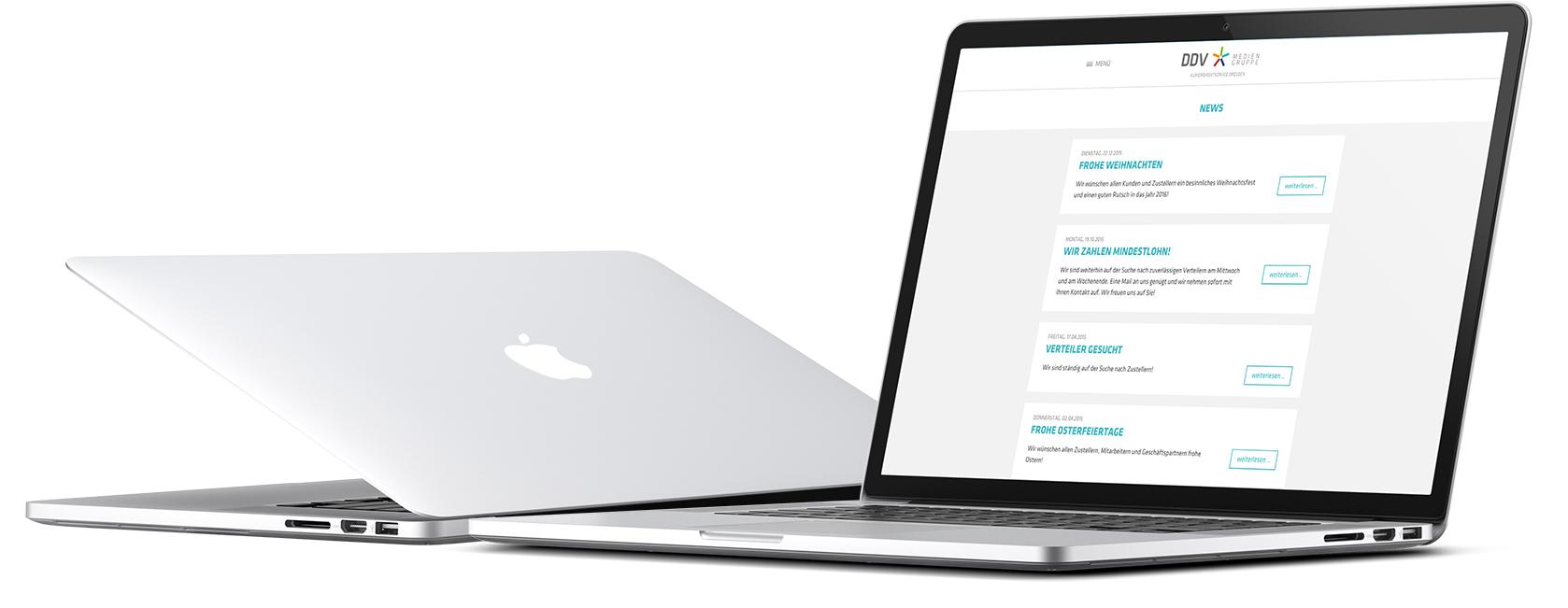 Büro Benedickt - Webdesign