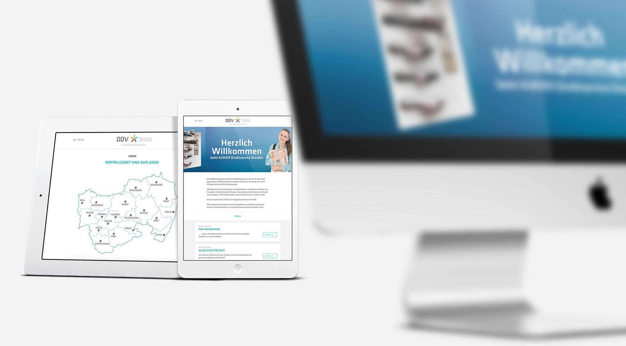 Webdesign DDV